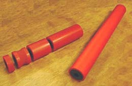 Cut-to-Width Rollers