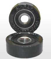 Poly Covered Bearing