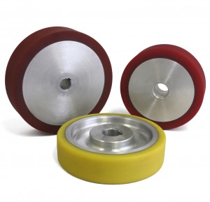 Idler and Drive Wheels