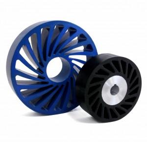 Zero-Crush Wheels